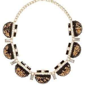 BaubleBar Cosmic Dust Deco Strand Necklace